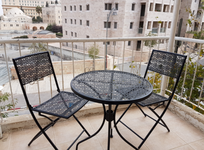 Jerusalem Apartments - 2 Bdrm Apt in Downtown Rechavia, Jerusalem - Image 128757