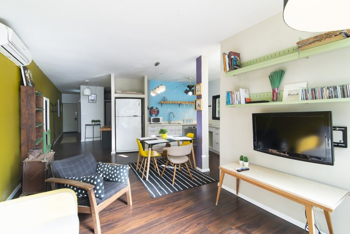 Tel Aviv-Yafo Apartments - Heart of Dizengoff Tel Aviv, Tel Aviv-Yafo - Image 129129