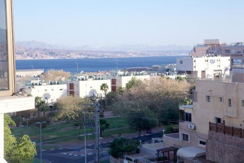 Eilat Apartments - Spacious Seaview Flat - Near Beach - Main Image