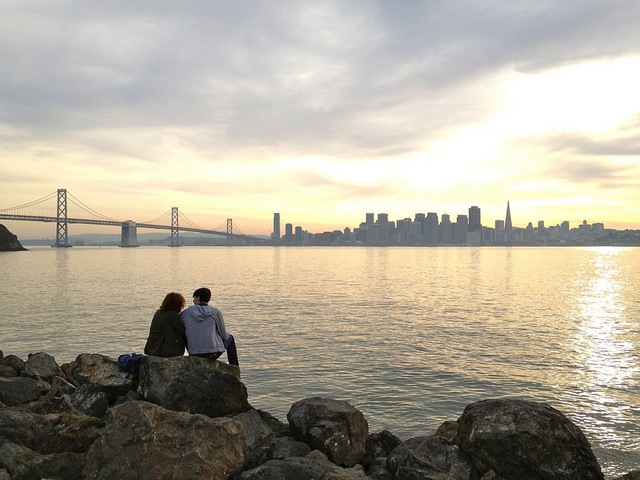 Romantic Sanfrancisco