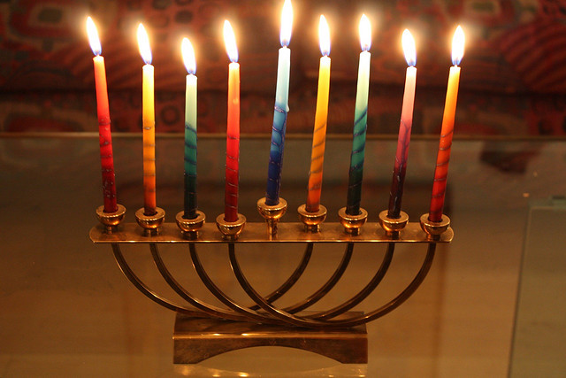 Hanukkah - The Jewish holiday of light
