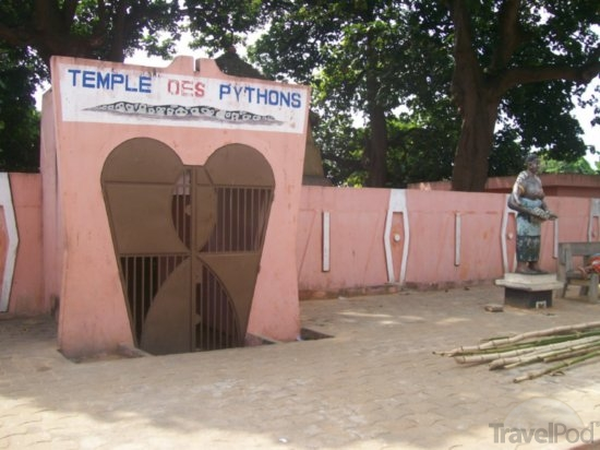 Temple of Pytons